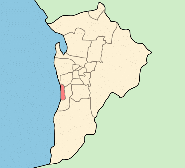 Holdfast-Bay-council-map