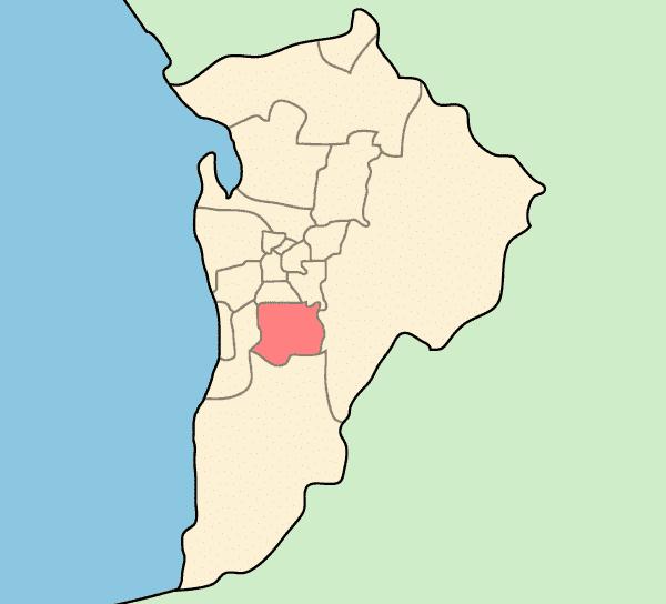 Mitcham-Council-map